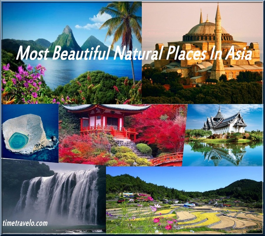 Most Beautiful Places In Asia: CYTRAVEL-ASIA.COM